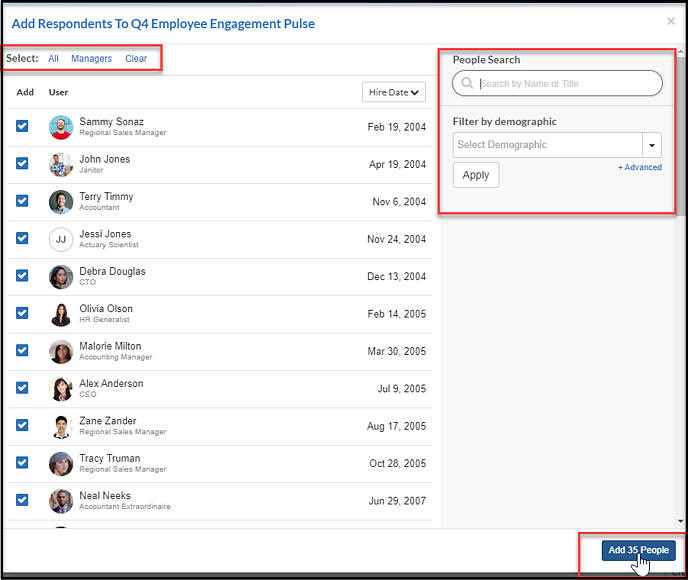 Add Respondents to Q4 Employee Engagement Pulse-1